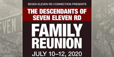 The Descendants of Seven Eleven Road Family Reunion