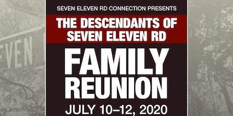 The Descendants of Seven Eleven Road Family Reunion tickets