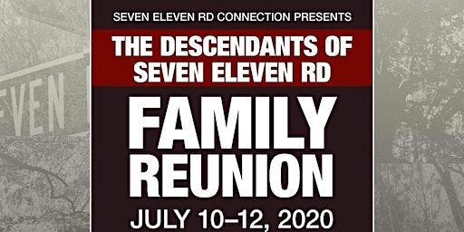 The Descendants of Seven Eleven Road Family Reunion