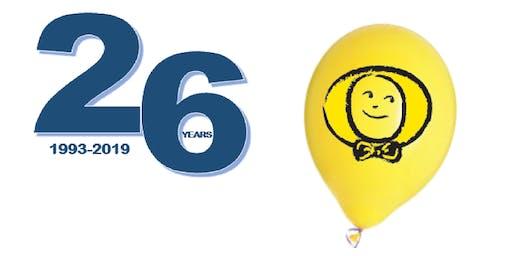 OSM's 26th Birthday Celebration