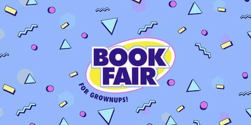 Book Fair for Grownups