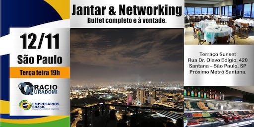 12-11 Jantar & Networking (Terraço SUNSET)