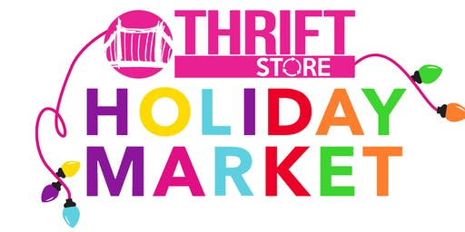Thrift Store Holiday Market