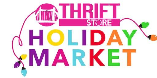 Thrift Store Holiday Market