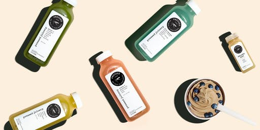 Pressed Juicery Fort Worth Grand Opening Party!