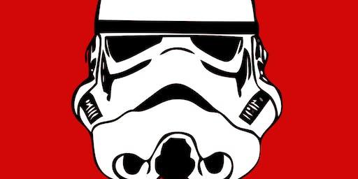 Stormtrooper Invasion & Karaoke