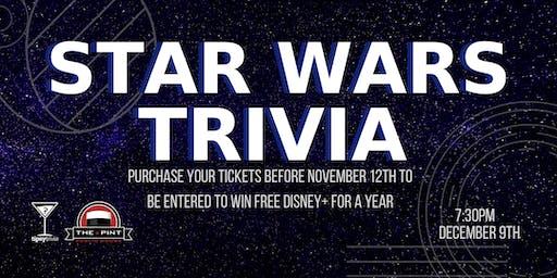 Star Wars Trivia - Dec 9, 7:30pm - The Pint YVR