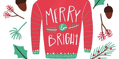 Ugly Christmas Sweaters, PJ's & Slipper Night tickets