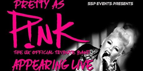 Pretty as P!nk tickets