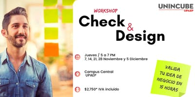 Workshop: Check & Design