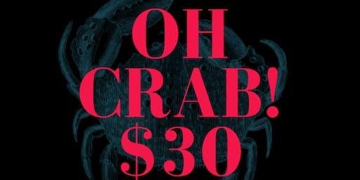 Tiyah's Kitchen Crab Night