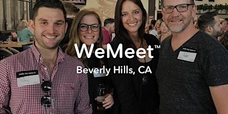 WeMeet Beverly Hills Networking & Social Mixer tickets