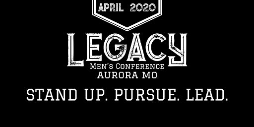 Legacy Men's Conference Aurora