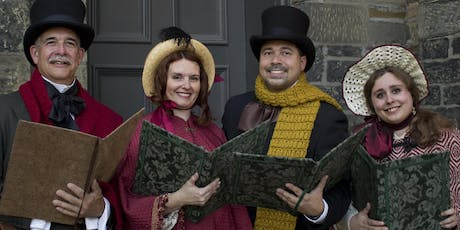 A CHRISTMAS CAROL: A Holiday Dinner Show tickets