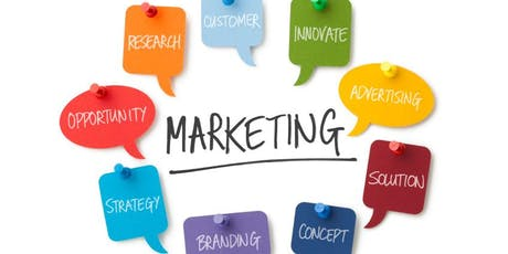 It's All About the Marketing - A 3-part Workshop tickets