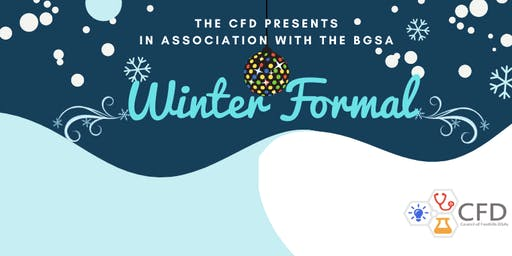 CFD & BioSci Winter Formal 2019