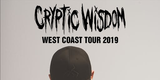 Cryptic Wisdom Live in Idaho Falls