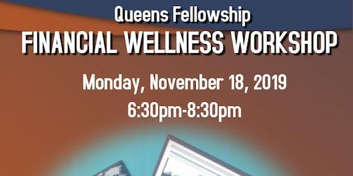 Queens Fellowship  Financial Wellness Workshop