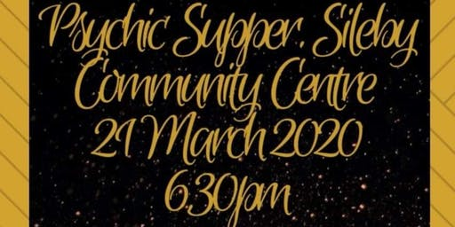 Psychic Supper Sileby