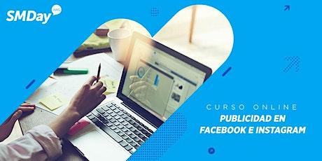 Curso online de Facebook e Instagram Ads: Optimiza tu campaña publicitaria biglietti