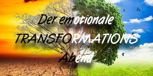 Der emotionale Transformationsabend in Stuttgart
