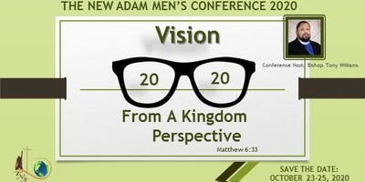 The New Adam Men's Conference 2020