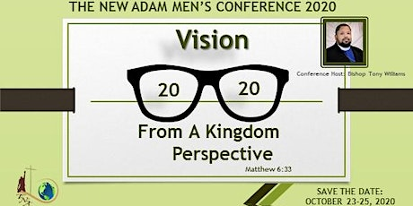 The New Adam Men's Conference 2020 tickets