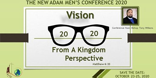 The New Adam Men's Conference 2020