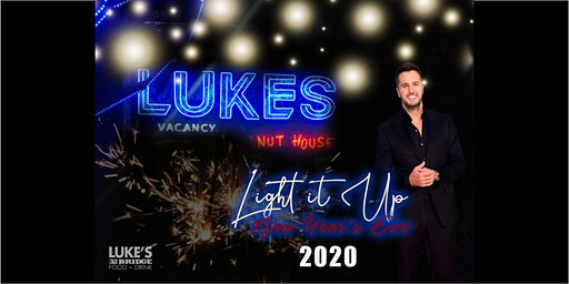 Luke Bryan's New Year's Eve Party