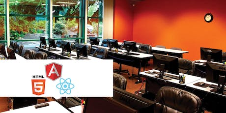Building Web Applications With TypeScript, Angular, and React - Training in Portland, Oregon tickets