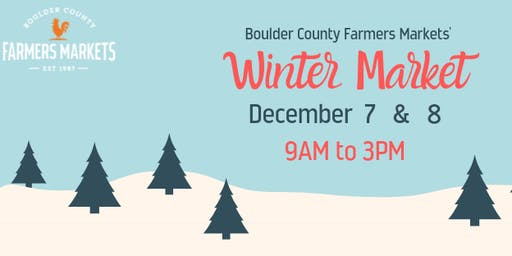 13th Annual BCFM Winter Market