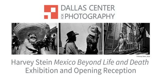 Dallas Center for Photography: Harvey Stein Exhibition and Reception