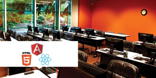 Frontend Development with React (an Introduction) Training in Portland, Oregon