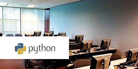 Python Programming Advanced Training in Portland, Oregon tickets