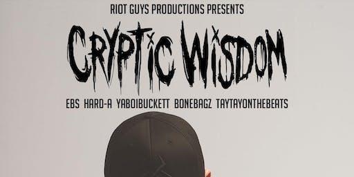 Cryptic Wisdom - Idaho Falls