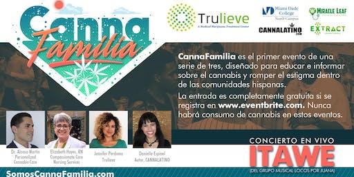 CannaFamilia presentado por Trulieve | El Cannabis Como Medicina, Parte 1