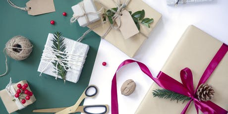 Sustainable Christmas Gift Wrapping Workshop tickets