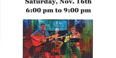 Nonprofit Fundraiser Concert