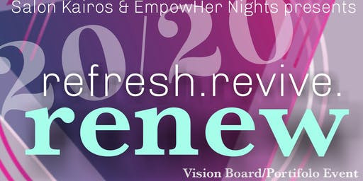 2020 Refresh.Revive.Renew