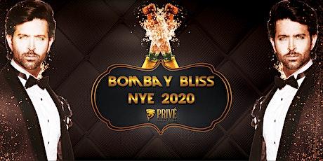 BOMBAY BLISS NYE 2020 tickets
