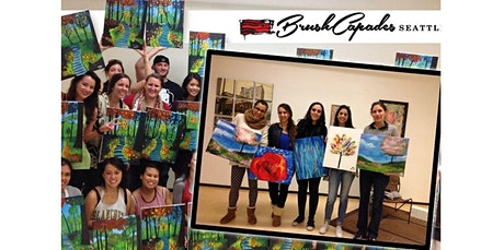 BrushCapades New Years Open Paint session! (01-01-2020 starts at 7:00 PM) tickets