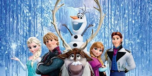 Frozen (2013) Film Screening: Dress Up & Sing Along!