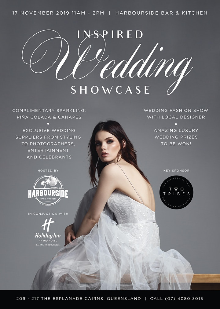 Inspired Wedding Showcase - Harbourside Bar & Kitchen image