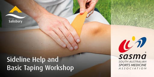 Sideline Help and Basic Taping Workshop