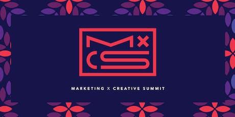 Marketing X Creative Summit tickets