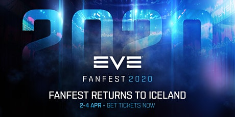 EVE Fanfest 2020 tickets