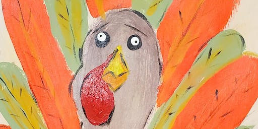 11/19 $22 Gobble Gobble @ Paint Like ME!