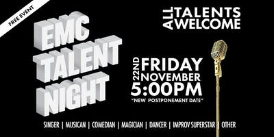 EMC Talent Night