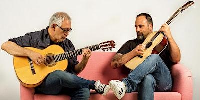 Eric Skye and Mark Goldenberg House Concert in NE Portland, OR
