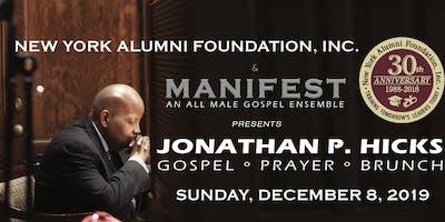 JONATHAN P. HICKS GOSPEL PRAYER BRUNCH